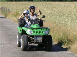 Familien Quad-Tour  - Quad fahren  - der Fun für die ganze Familie in Berlin-Brandenburg 018