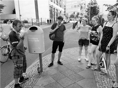 Stadtführung Privatleben im öffentlichen Raum