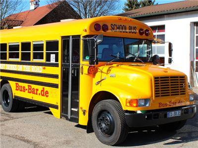 us school bus selber fahren in erding ticket kaufen us. Black Bedroom Furniture Sets. Home Design Ideas