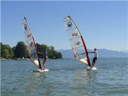 Windsurf-Wochenendkurs
