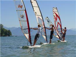 Windsurf-Grundkurs
