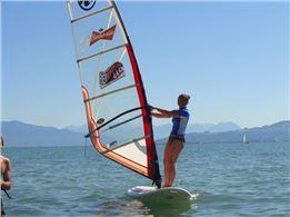Windsurf-Schnupperkurs