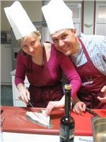 Kochkurs italienisches Menü in Dresden