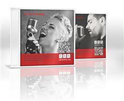 3 x 30 Min. Gesangsunterricht + Stimmbildungtraining CD Fem.
