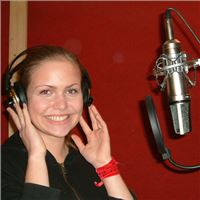 CD Recording Session mit Vocal Coach