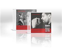 3 x 30 Min. Gesangsunterricht + Stimmbildungtraining CD Men