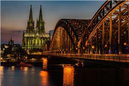 Köln Dom und Hohenzollernbrücke Langzeitbelichtung (LZB) Fotoworkshop