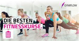 60 Credits für Fitnesskurse in deiner Nähe