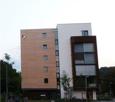 Jedes Haus wie ein eigenes Baudenkmal