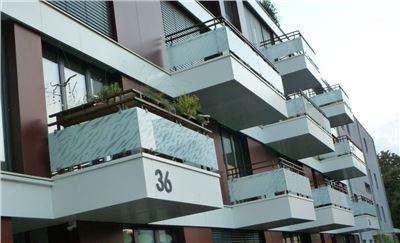 Balkone - immer wieder neu erfunden.
