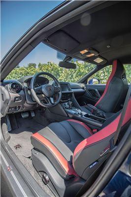GTR 2017 Innenraum
