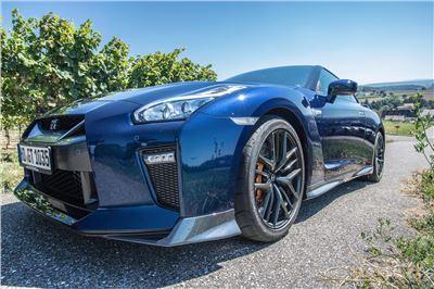 GTR 2017 Front