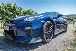 GT-R 2017 Blue - 1 Tag inkl. 200km
