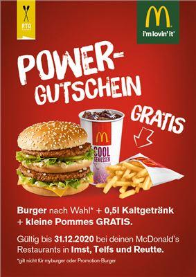 McDonalds  GS Tirol