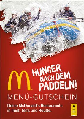 Mc Donalds Hungerbuster