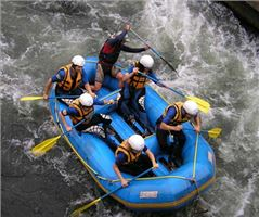 Rafting Augsburg Wochenend Paket