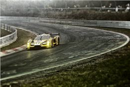 GT Vollgas-Wochenende am Nürburgring