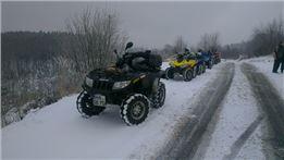 Quad-Wintertour