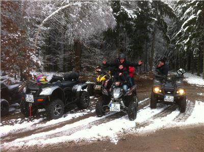 Winter  Quad Tour