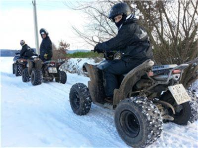 quad winter