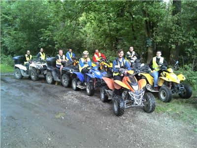 Quad Tour Eat & Fun