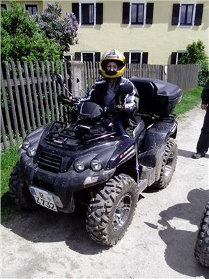 sommer quad tour