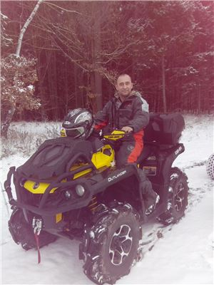winter quad-spass