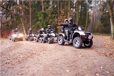 schnupper Quad Tour