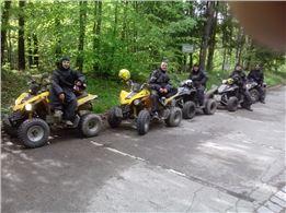 Junggesellen - Abschied´s Quad Tour